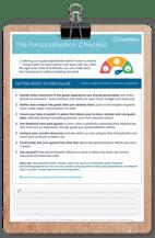 personalisation-checklist-preview